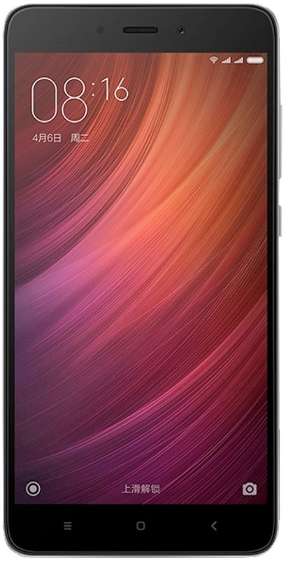 Xiaomi Redmi Note 4 (32GB), BlackREDMINOTE4BL32GBВыбираемая 100 миллионами пользователей линия устройств Redmi, пополнилась смартфоном Xiaomi Redmi Note 4, который задает новые стандарты бюджетного смартфона. Его цельнометаллический корпус, изготовленный по фирменной технологии, подарит пользователю ощущение необычайной прочности. Конечно, технические характеристики ничуть не уступают внешнему виду: флагманский десятиядерный процессор в сочетании с полностью обновленной системой MIUI 8 позволят смартфону воплотить в жизнь такие фантастические функции как клонирование телефона и использование приложений под разными аккаунтами одновременно.Большая батарея смартфона с высокой плотностью и емкостью в 4100 мАч увеличит продолжительность использования смартфона в автономном режиме, при этом сделает его более тонким по сравнению с предыдущей моделью. Все эти характеристики наглядно показывают стремление компании Xiaomi улучшить семейство смартфонов Redmi: сделать все возможное для реализации высокой функциональности и отточенных технологий.По сравнению с обычным плоским стеклом изогнутое стекло 2.5D по форме напоминает собой прозрачную каплю воды, что придает дополнительный блеск. Благодаря технологии 2.5D при работе со смартфоном вы испытаете ощущение необычайной мягкости и гладкости.Применяя такую прогрессивную технологию изготовления антенн как литье под давлением, Xiaomi добавила на корпус телефона разделительную линию из пластика и резины. Она позволила не только улучшить качество сигнала, но и послужила дополнительным украшением к элегантному дизайну корпуса.При разработке Redmi Note 4, каждая малейшая деталь подлежала тщательному рассмотрению. 9 линий с алмазной огранкой, расположенных на кромке телефона, по контуру камеры и сканера отпечатков пальцев, придают смартфону дополнительное сияние. Обработке подверглись даже такие миниатюрные детали как кнопка блокировки экрана и контур фотовспышки. Именно благодаря этой технологии смартфон будет сиять и переливаться в ва