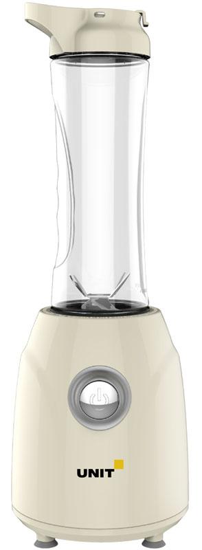 Unit UBI-403 блендерCE-0480621Unit UBI-403 - по-настоящему летний блендер для всех любителей спорта и активного образа жизни. Съемные пластиковые колбы оснащаются специальной крышкой, и любую из них можно использовать отдельно в качестве ёмкости для напитков. В комплект поставки входят формочки для мороженого, так что теперь вы можете приготовить любимое лакомство прямо на своей кухне.