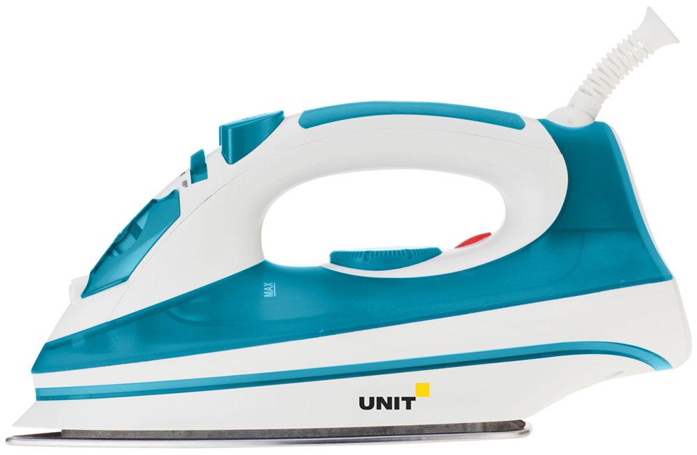 Unit USI-193 утюгCE-0354312Unit USI-281 - стильный и практичный утюг из качественного пластика. Подошва изготовлена из нержавеющей стали. Выставить нужную температуру вы сможете путем плавного вращения специального диска. Также в наличии имеется целый ряд полезных функций вроде распыления, вертикального отпаривания и самоочистки.Утюг оснащен системой анти-капля, предотвращающей вытекание воды из подошвы утюга при низких температурах нагрева. Шнур может вращаться на 360 градусов, поэтому пользоваться прибором будет удобно в любом положении.