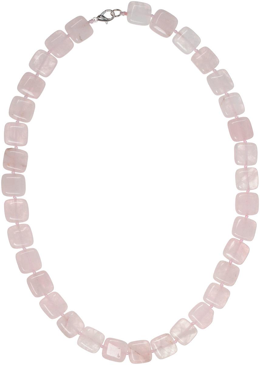 Бусы Нежность. Натуральный розовый кварц. Kaizer. ГонконгКолье (короткие одноярусные бусы)Бусы Нежность. Гонконг.Kaizer.Натуральный розовый кварц.Размер - полная длина 56 см.Сохранность хорошая.