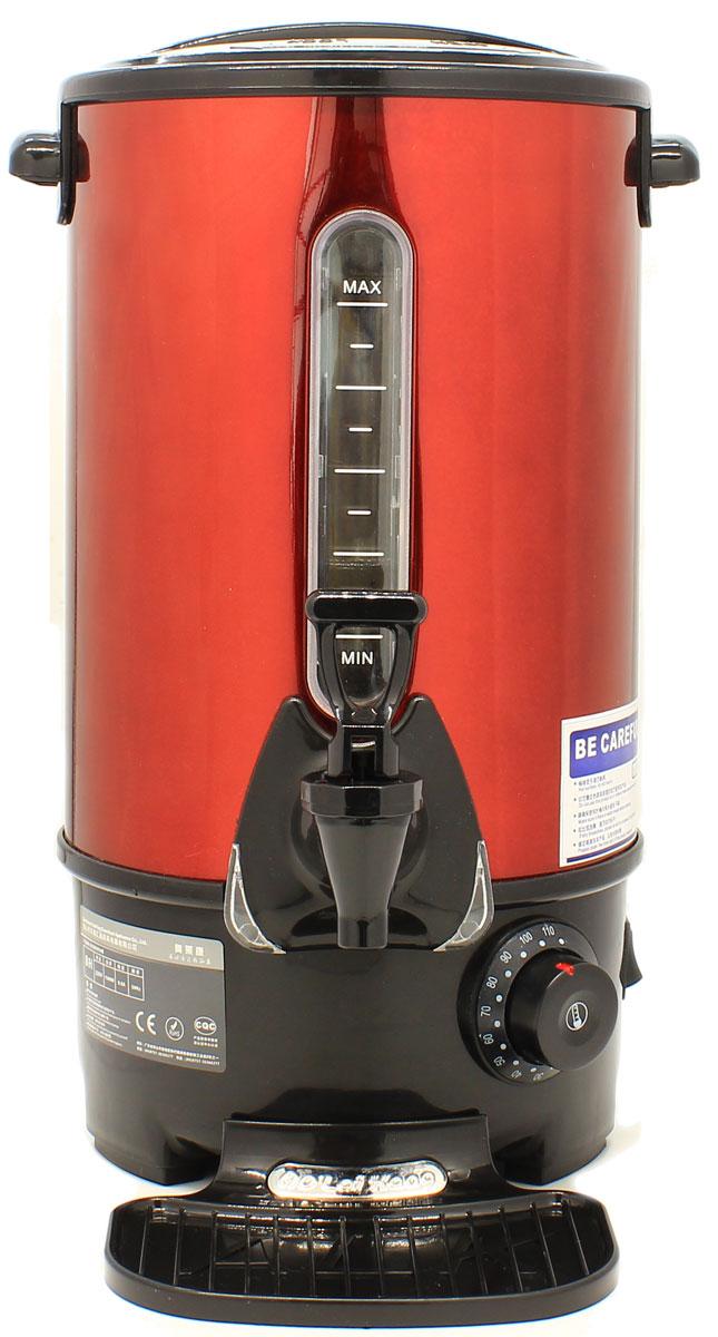 Gemlux GL-WB16R кипятильникGL-WB16RКипятильник Gemlux GL-WB16Rнастольный, автономный (наливной), двойные стенки с термоизоляцией, емкость резервуара 10 л, закрытый ТЭН, терморегулятор (30-110оС), мерное стекло, сливной кран, каплесборник, цвет красный