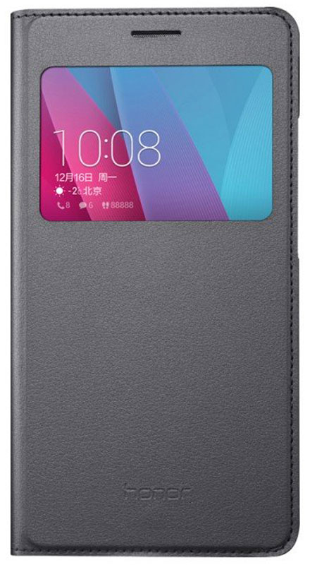 все цены на  Huawei Smart Cover чехол для Honor 5X, Grey  онлайн