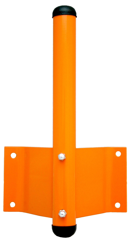 Триада-КН-80, Orange кронштейн для направленных антенн сотовой связи09972Предназначен для крепления к стене направленных антенн для сотовой связи в диапазонах 900/1800, 3G, 4G. Для хомута размеров 40-50 мм. Можно закрепить 1 или 2 антенны. Высота кронштейна: 300 мм.