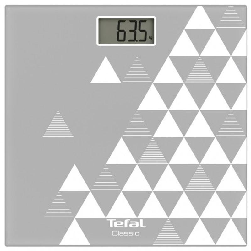Tefal PP1140V0 весы напольныеPP1140V0Прочные, но изящные напольные весы Tefal PP1140V0 с тонкой платформой из закалённого стекла выдерживают вес до 160 кг, при этом измеряют с точностью до 100 граммов. Прибор имеет экстра-тонкий дизайн: его толщина составляет всего 22 мм. Весы автоматически включаются - достаточно просто встать на платформу. Работают от батареи CR2032. По окончании использования, они выключатся автоматически.