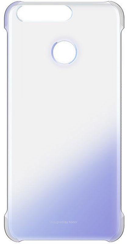 Huawei чехол для Honor 8 Pro, Transparent сотовый телефон huawei honor 8 pro black