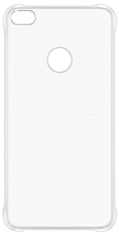 Huawei чехол для Honor 8 Lite, Transparent51991851Защитная накладка специально разработана для смартфона Huawei Honor 8 Lite. Она идеально повторяет контуры устройства и обеспечивает надежную защиту при падениях. Материал чехла приятен на ощупь, не скользит в руках и не утяжеляет конструкцию. С защитной накладкой смартфон сохранит свой внешний вид и будет защищен от сколов и царапин.