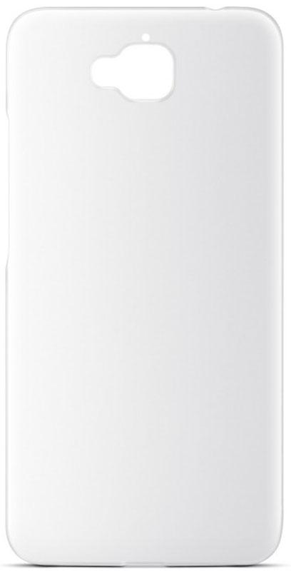 Huawei чехол для Y6 Pro/Honor 4C Pro, Transparent51991408Защитная накладка специально разработана для смартфона Huawei Y6 Pro и совместима со смартфоном Honor 4C Pro. Она идеально повторяет контуры устройства и обеспечивает надежную защиту при падениях. Материал чехла приятен на ощупь, не скользит в руках и не утяжеляет конструкцию. С защитной накладкой смартфон сохранит свой внешний вид и будет защищен от сколов и царапин.