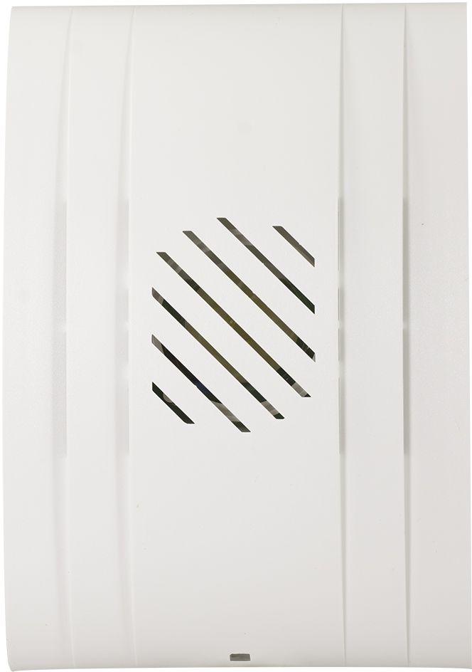Звонок электронный Zamel ТресDNS 972/NХарактеристики: - электронный трехтональный звонок,- корпус из пластмассы,- плавное регулирование громкости,- звук: три попеременно звучащих тона,- потребляемая мощность 0,9 Вт,- уровень звука: 90 dB.