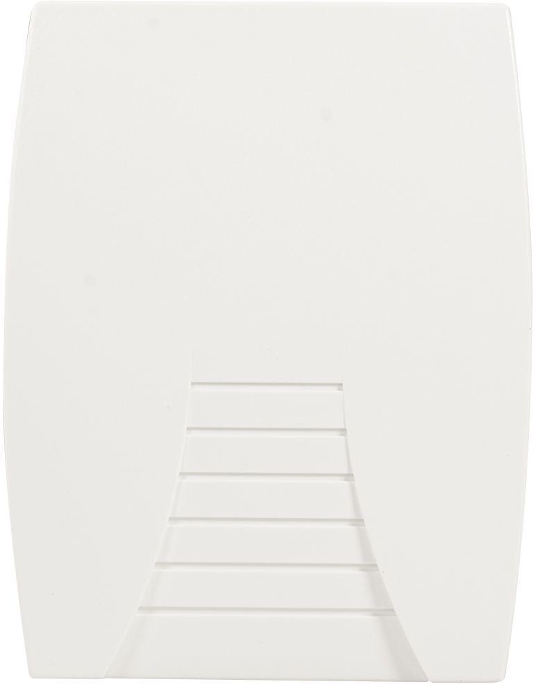 Звонок электромеханический Zamel ДуоGNS 943 (GNS 943/A)Характеристики:- соединение двухтонального гонга Бим-Бам и двухтонального звонка в одном корпусе,- распознавание по типу звонка точки вызова (например, входные двери и калитка),- корпус из пластмассы, - потребляемая мощность 11 Вт,- уровень звука: ок. 72 dB/ 82dB.