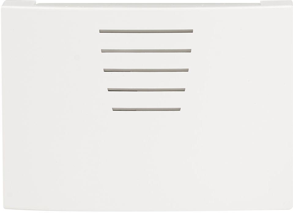 Звонок электронный Zamel ВестминстерGNU 209Характеристика:- электронный гонг,- корпус из пластмассы,- питание от 3 батареек АА 1,5V, - запуск при подаче напряжения 8/230 V AC на контакты звонка, - потребляемая мощность 1,15 Вт,- плавное регулирование громкости,- звук: 8 видов (колокола Вестминстерского аббатства в Лондоне),- уровень звука: ок. 76 dB.