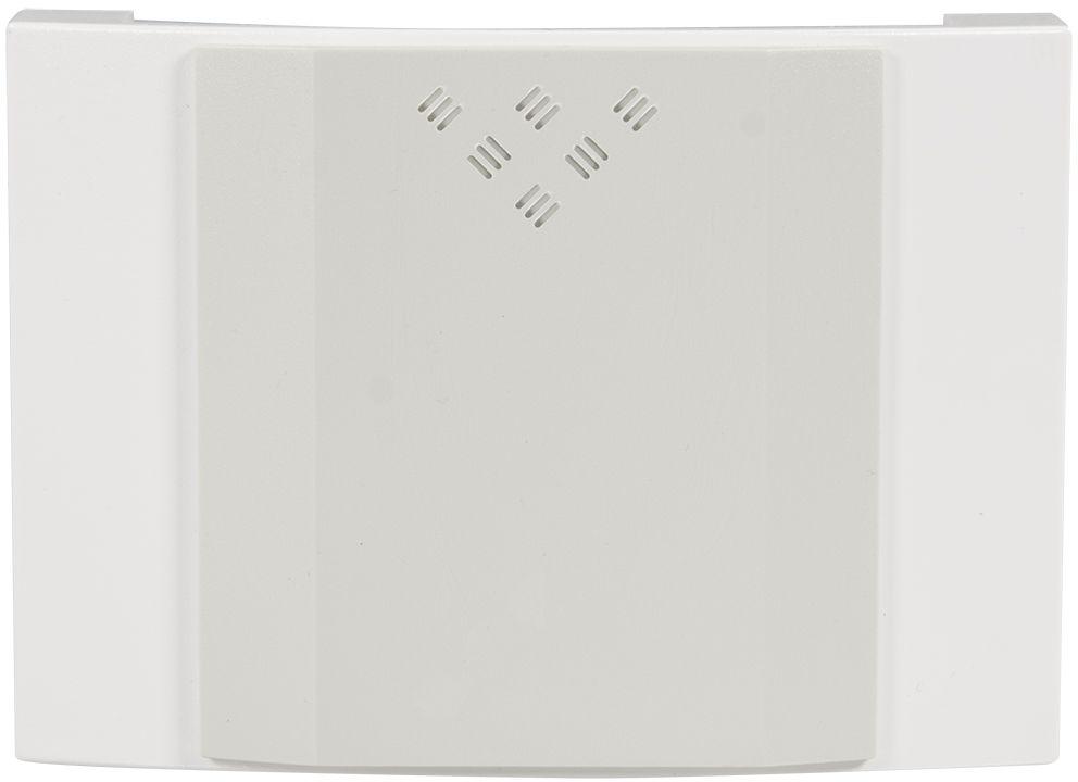 Звонок электронный Zamel Аэропорт, трехтональныйGNU 913/NХарактеристики:- электрический гонг,- корпус из пластмассы,- питание от 3 батареек АА 1,5V,- запуск при подаче напряжения 8-230 V AC на контакты звонка,- потребляемая мощность 1,1Вт,- плавное регулирование громкости,- звук: три тона Бим-Бам-Бом,- уровень звука: ок. 83 dB.