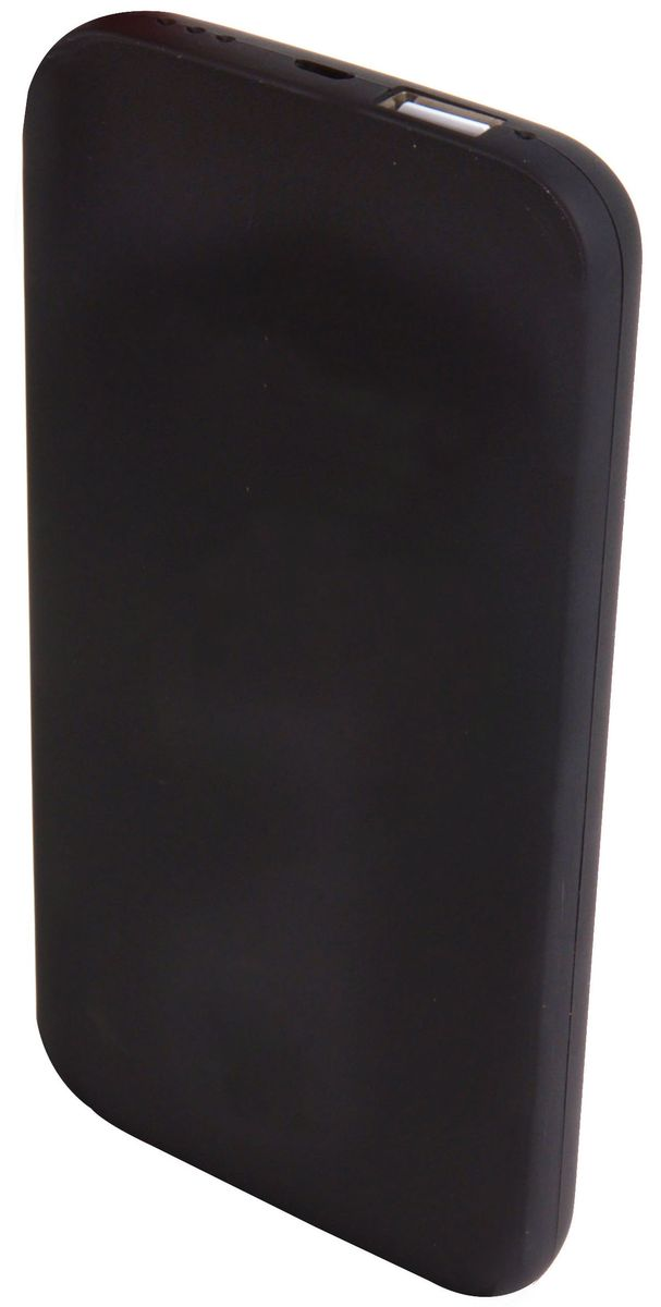 Muvit MUCHP0090, Black внешний аккумулятор (4000 мАч)MUCHP0090Универсальны внешний аккумулятор, с помощью которого вы сможете быстро зарядить мобильный телефон или планшет, когда у вас нет доступа к розетке. Обладает функцией беспроводной зарядки, поэтому вам больше не придется постоянно носить с собой кабель. Емкость 4000 мАч, Интерфейс USB, вес 135 г. Напряжение и сила тока на выходе с использованием кабеля: 5 В, 2.1 А. Напряжение и сила тока на выходе при использовании беспроводной технологии: 5 В, 2 А.