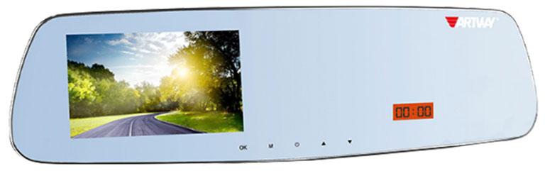 Artway MD-163, Black видеорегистратор4620019039448Уникальное многофункциональное устройство Artway MD-163 заменит для автомобилиста сразу три девайса: видеорегистратор , радар-детектор, GPS-информатором. При этом перечисленная электроника собрана в корпусе зеркала заднего вида, неприметном и в салоне автомобиля.Широкий угол обзора 170 градусов, Широкий угол обзора в 170 градусов позволяет фиксировать происходящее не только на всех полосах движения, в том числе и на встречных, но и то, что находится слева и справа дороги, например, дорожные знаки, сигналы светофора и номерные знаки автомобилей. При этом отсутствуют искажения по краям и качество съемки не ухудшается. Видеорегистратор ARTWAY зафиксирует действительно все, что происходит на дороге.IPS дисплей, У дисплеев, созданных по данной технологии, масса преимуществ. Прежде всего, это великолепная цветопередача. Весь спектр оттенков ярок, реалистичен. Благодаря используемой технологии производства изображение не блекнет, с какой точки на него ни взгляни. У IPS дисплеев видеорегистраторов ARTWAY более высокая и четкая контрастность благодаря тому, что черный цвет передается просто идеально.OCL, На каком расстоянии вы хотели бы получать предупреждение от радар-детектора о приближении к точке контроля скорости? Встроенная функция OCL позволит водителю выбрать оптимальное значение в диапазоне: 400 / 600 / 800 / 1000 / 1500 мOSL, Функция OSL позволяет установить допустимое значение превышения максимальной разрешенной скорости на участке со стационарной системой контроля скоростного режима. До достижения допустимого значения превышения максимальной разрешенной скорости радар-детектор будет производить только визуальные оповещения о приближении к точке контроля скорости . В случае превышения допустимого порога скорости, включится голосовое оповещение, предупреждающее о превышении скорости. Настраиваемый диапазон: 0 ? 20 км/ч (шаг 5/10 км/ч).GPS — информатор, GPS-информатор является расширенной функцией GPS -модуля и отлич