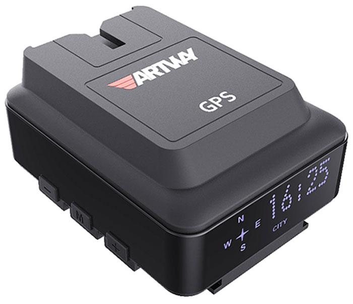 Artway RD-202, Black видеорегистратор с радар-детектором4620019036430Быстрая езда на автомобиле — ваша страсть, но регулярные штрафы за превышение скоростного режима омрачают воспоминания о поездках? Тогда радар-детектор Artway RD-202 – идеальное решение для вас. Он предупредит о большинстве используемых радарных устройств плюс о местах с видеофиксацией нарушений, благодаря встроенному GPS-информатору и регулярно обновляемую специальному ПО. Такая комбинация позволит максимально сократить вероятность новых штрафов за превышение скорости на автомобиле.Самый маленький в мире радар- детектор с GPS – информатором, Благодаря миниатюрному исполнению дает возможность срытой установки в салон автомобиля. Несмотря на маленький размер работает безупречно!GPS — информатор, GPS-информатор является расширенной функцией GPS -модуля и отличается от обычного GPS-tracker дополнительным функционалом: он не только накладывает GPS — координаты и скорость на видеозапись, но и оповещает водителя о приближении к радарным комплексам, в том числе к малошумным радарам и системам контроля средней скорости, таким как АВТОДОРИЯ с информированием о расстоянии до них. Полезной функцией GPS-информатора в ARTWAY RD-200 является то, что он не только определяет приближение к системе АВТОДОРИЯ, но и вычисляет, контролирует среднюю скорость движения автомобиля на участке контроля скорости, предупреждая о ее превышении.СТРЕЛКА, Основное отличие Стрелки, работающей в К-диапазоне, от прочих радарных комплексов заключается в принципе подачи очень короткого импульса при низкой мощности, который воспринимается приемниками электромагнитных сигналов за простую помеху. Высокочувствительные радар-детекторы ARTWAY имеют встроенный дополнительный модуль, который позволяет уверенно обнаруживать комплекс СТРЕЛКА. Теперь штрафов в Вашей жизни будет меньше, а удовольствия от езды за рулем больше!Широкий географический охват, База камер этой модели ARTWAY включает Россию, Казахстан, Белоруссию, Финляндию, Эстонию, Латв