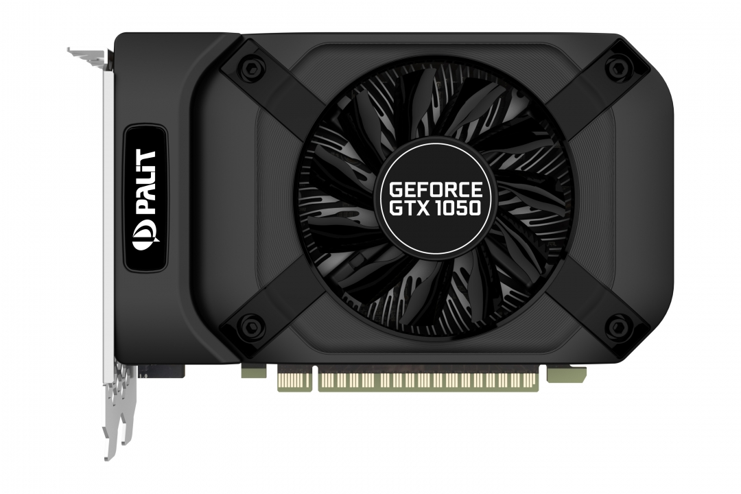 Palit GeForce GTX 1050 StormX 2GB видеокартаNE5105001841-1070F