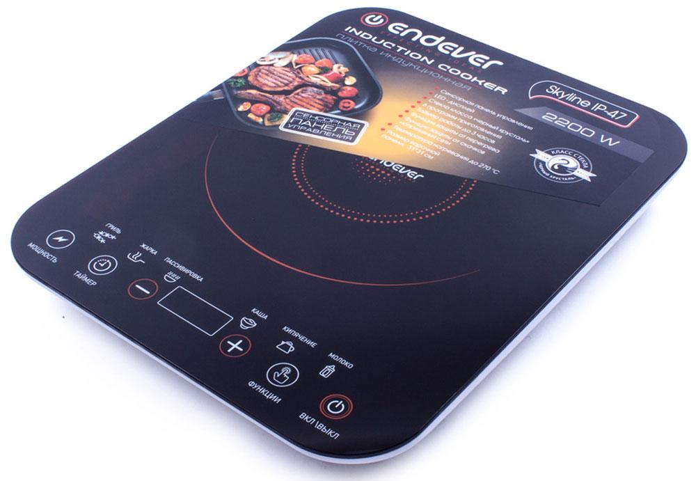 Endever Skyline IP-47 плита настольная индукционная