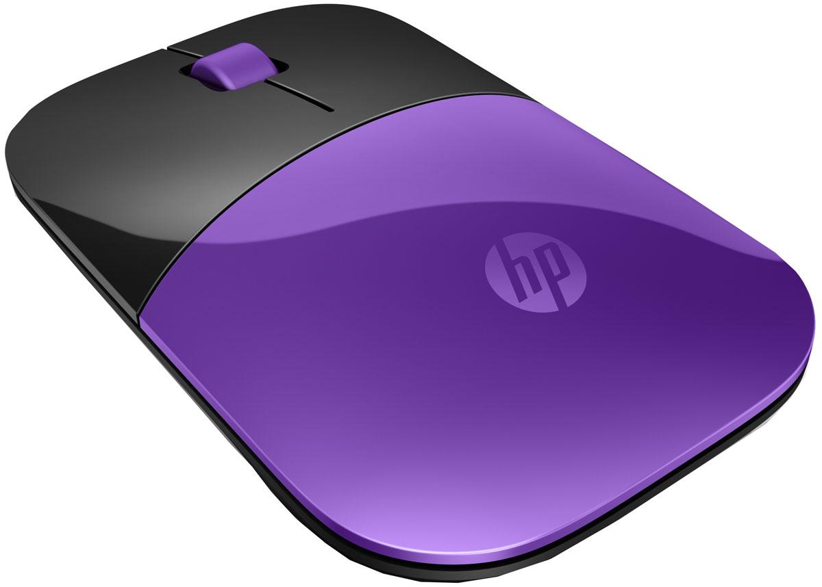 HP Z3700, Purple мышьx7q45aaВыберите устройство, которое подойдет вашему стилю. Новая беспроводная мышь отличается тонким корпусом и уникальным, детально продуманным дизайном. Она станет вашим незаменимым помощником в работе. Функциональная. Портативная. Стильная. Уникальная. Ваша.