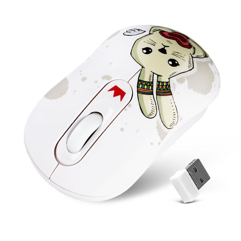 Crown CMM-928W Rabbit беспроводная мышьCM000001189Беспроводная оптическая мышь Crown CMM-928W имеет современный эргономичный дизайн. Благодаря чувствительному сенсору мышь может работать на различных поверхностях, не теряя при этом своей точности и плавности. Симметричная форма подходит для работы как правой, так и левой рукой. Crown CMM-928W полностью поддерживает технологию Plug-and-Play. Просто вставьте приемник в USB-порт компьютера - и можно сразу же пользоваться мышью. Не нужно выполнять сопряжение мыши или загружать программное обеспечение.