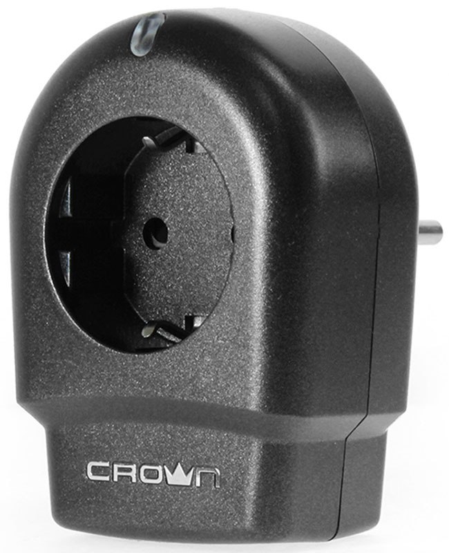 Crown CMPS-15 сетевой фильтрCM000001605Сетевой фильтр Crown CMPS-15 защитит от перепадов напряжения в сети. Фильтрация происходит за счёт встроенного варистора. В устройстве установлены элементы, которые способны предотвратить разрушительное воздействие разряда молнии на подключённые приборы. Температурный предохранитель отключит подачу питания, когда температура устройства превысит максимальное значение. Фильтр оборудован LED индикатором состояния на передней панели. Розетка фильтра снабжена защитными заслонками, предотвращающими прямой доступ к контактам.