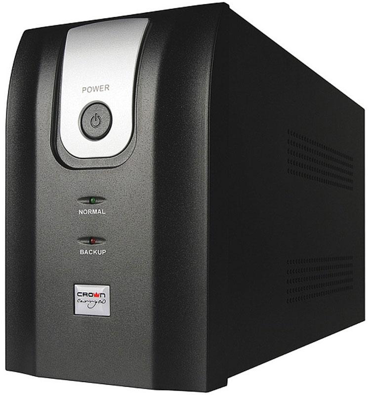 Crown CMU-1000X IEC ИБП - Источники бесперебойного питания (UPS)