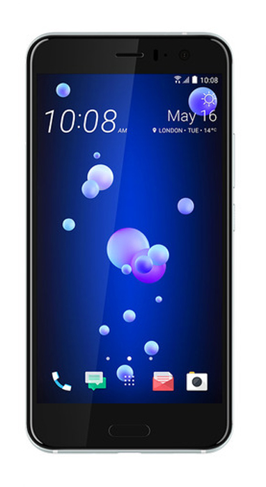 HTC U11 64GB, Ice WhiteY6C_SilverSense Edge. С управлением сжатием.Лучшая мобильная камера по рейтингу DxOMark.Мощнейший процессор Qualcomm Snapdragon 835.Изогнутое 3D стекло.HTC USonic для тонкой настройки звука.