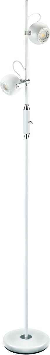 Светильник-торшер напольный Camelion, 10Вт, 230В, 4000К. KD-811 C0112723Превосходное и современное решение для офиса и дома, лаконичный стильный дизайн. Использование высококачественных материалов и комплектующих, а так же самых современных, безопасных и энергоэффективных источников света.