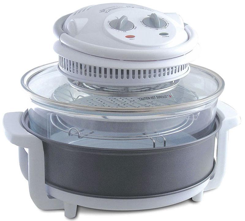 Ves VES787 аэрогрильVES787Ves VES787 - доступный и надежный аэрогриль с регулировкой температуры. Для приготовления пищи в аэрогриле используется поток воздуха, разогретого до высокой температуры. Поток горячего воздуха обдувает готовящееся блюдо равномерно со всех сторон при помощи встроенного вентилятора. Объем: 12 л (17 л с расширительным кольцом)Температурный режим: 0-250°СТаймер на 60 минутРегулируемый термостат