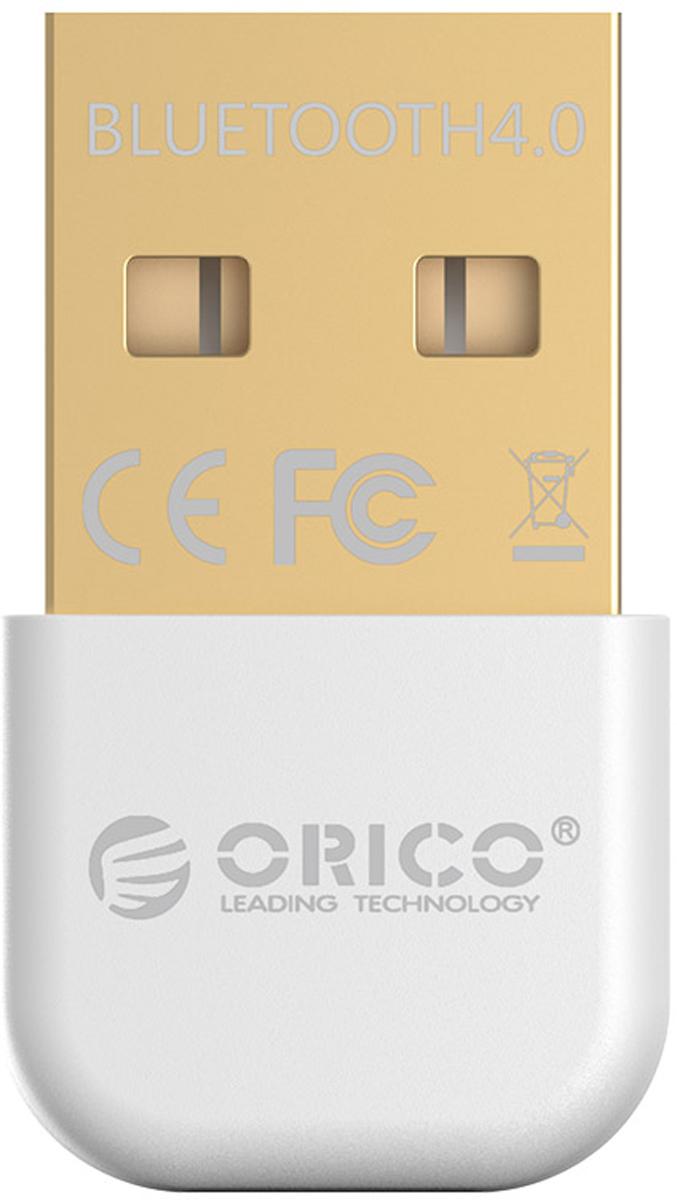 Orico BTA-403, White Bluetooth адаптер