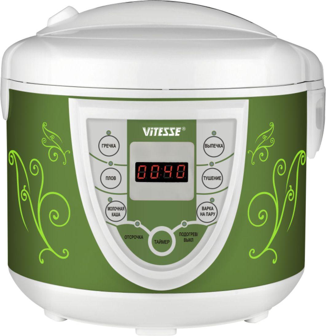 Vitesse VS-590 Green мультиварка