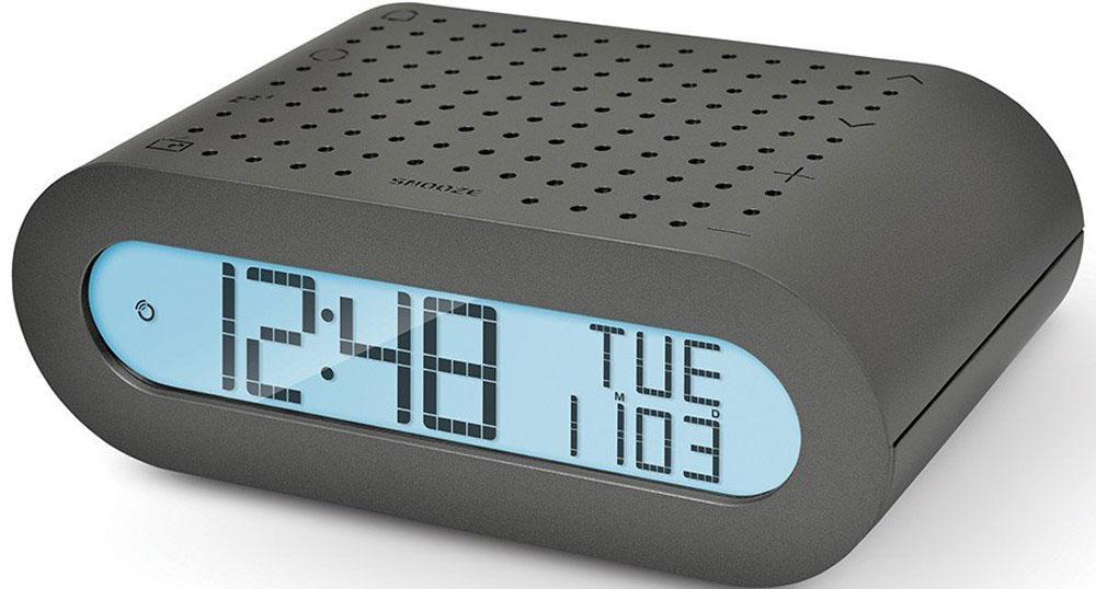Oregon Scientific RRM116-g, Grey радиочасыRRM116-gСовременные часы Oregon Scientific RRM116 с будильником и FM/AM радио добавят красок в интерьер вашего дома.Простые и удобные в эксплуатации. Большой LCD дисплей с подсветкой обеспечивает легкий просмотр времени, дня недели, даты и канала радио. Будильник от радио или от сигналаЖК дисплей с подсветкойФормат часов: 12/24