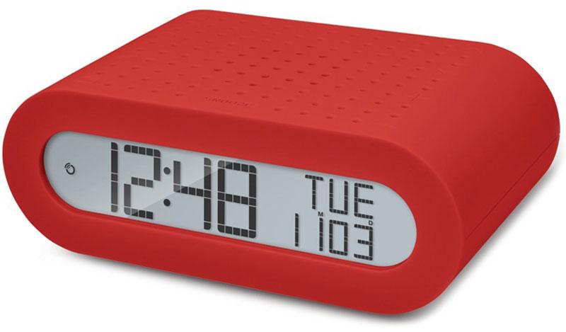 Oregon Scientific RRM116-r, Red радиочасыRRM116-rСовременные часы Oregon Scientific RRM116 с будильником и FM/AM радио добавят красок в интерьер вашего дома.Простые и удобные в эксплуатации. Большой LCD дисплей с подсветкой обеспечивает легкий просмотр времени, дня недели, даты и канала радио. Будильник от радио или от сигналаЖК дисплей с подсветкойФормат часов: 12/24