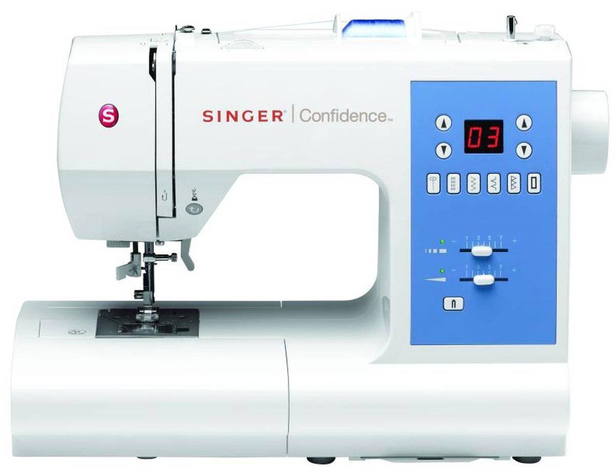 Singer Confidence 7465 швейная машина