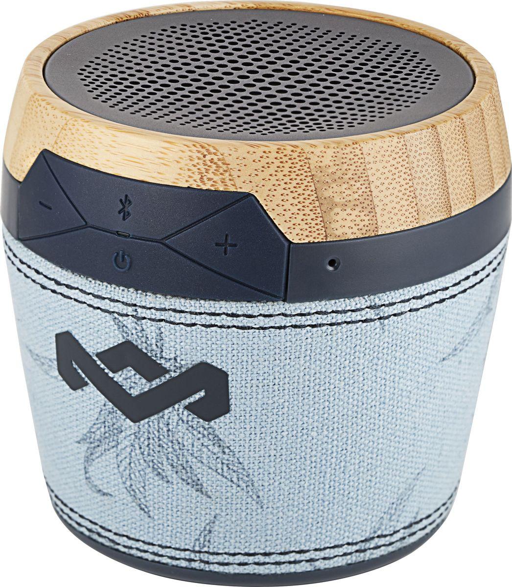 House of Marley Chant Mini, Blue Hemp портативная акустическая система - Портативная акустика