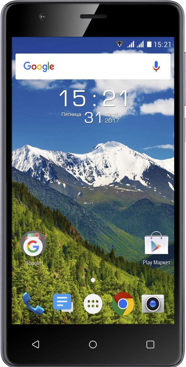 Fly Cirrus 12 FS516, Blue10118Fly Cirrus 12 - один из самых доступных смартфонов в линейке Cirrus, отличается камерой с разрешением 13 МП, сбалансированной технической базой и ёмким аккумулятором 2600 мАч.Четырехъядерный процессор Fly Cirrus 12 с частотой 1.3 ГГц под управлением ОС Android 6.0 эффективно справляется с любыми пользовательскими запросами. Современные возможности управления, кастомизации и безопасности делают смартфон главным помощником в решении повседневных задач: от создания мультимедийного контента и редактирования документов до работы в интернете.Оцените возможности улучшенной 13-мегапиксельной камеры, которая позволит вам создавать снимки высокого разрешения и видео в формате HD. Яркая вспышка поможет при работе в сумерках, а быстрый автофокус гарантирует высокую чёткость фотографий в любых условиях.С Fly Cirrus 12 вы сможете не бояться, что ваш смартфон разрядится в самый неподходящий момент. Аккумулятор ёмкостью 2600 мАч обеспечивает работу до 8 часов в режиме непрерывного разговора, до 40 часов в режиме воспроизведения аудиозаписей и до 4.5 часов при работе в интернете.Безупречное качество сборки данной модели принесет максимальное удовольствие во время работы. Сбалансированные габариты 142.5 x 71.3 x 9.2 мм и матовая поверхность задней крышки обеспечивают максимально удобную работу со смартфоном.Fly Cirrus 12 оснащён широким IPS дисплеем диагональю 5 с HD разрешением. Насыщенные цвета, высокая чёткость изображения и широкие углы обзора делают работу с визуальным контентом, текстом и видео по-настоящему комфортной.Fly Cirrus 12 поддерживает работу двух SIM-карт, а значит, вы сможете подобрать самые выгодные тарифные планы и оставаться на связи в любой точке мира. Модель работает в LTE сетях, оснащена модулями Wi-Fi и Bluetooth, системами навигации GPS и A-GPS, а также предустановленными приложениями Google карты и 2GIS.Телефон сертифицирован EAC и имеет русифицированный интерфейс меню и Руководство пользователя.