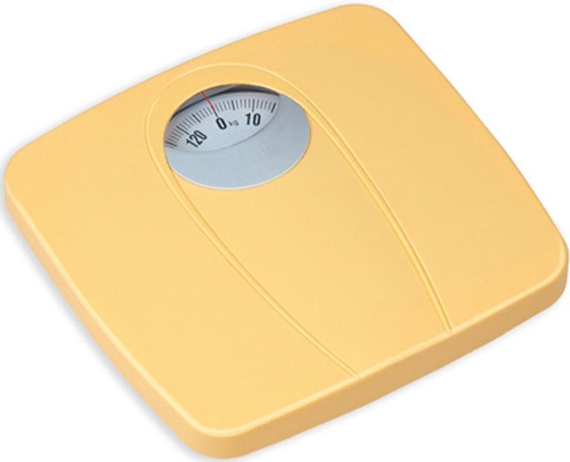 Ves BR2012, Yellow напольные весыBR2012_желтыйНапольные механические весы Ves BR2012 имеют надежный механизм, устойчивое основание, а также противоскользящее покрытие. Данная модель выдерживает максимальный вес в 130 кг.