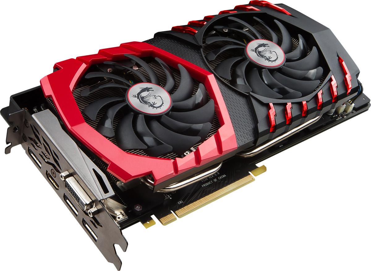 MSI GTX 1070 Gaming 8GB видеокартаGTX 1070 GAMING 8G