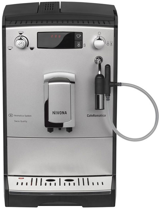 Nivona CafeRomatica NICR 656 кофемашинаТВОС00-005244