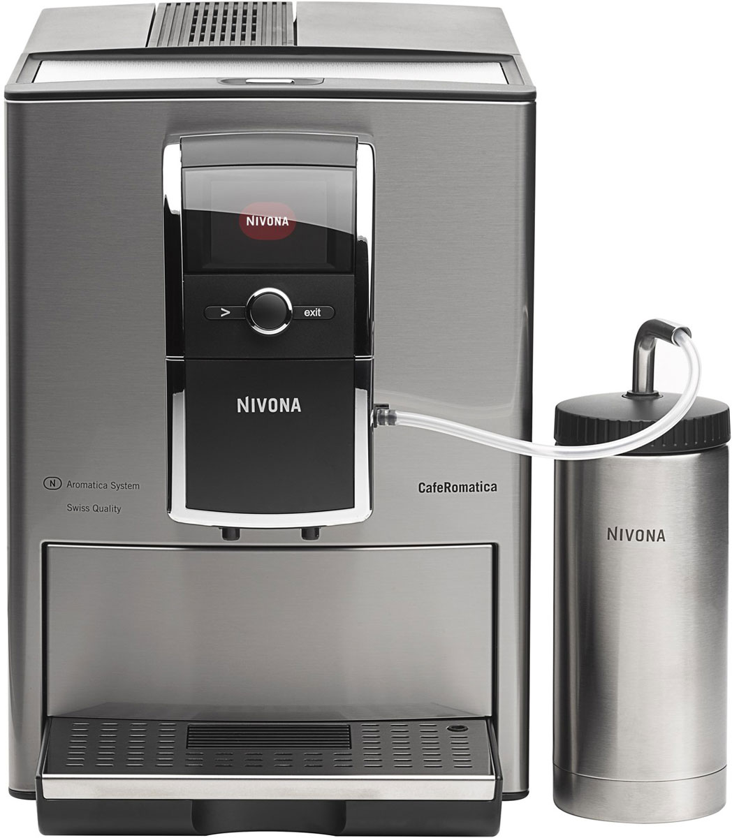 Nivona CafeRomatica NICR 858 кофемашинаТВОС-00688