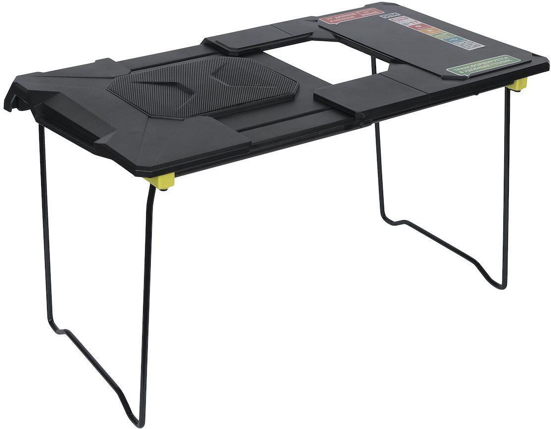 STM IP17TF, Black охлаждающая подставка-трасформер для ноутбукаSTM IP17TFОхлаждающая подставка для ноутбуков диагональю до 173, USB - 1 порт.
