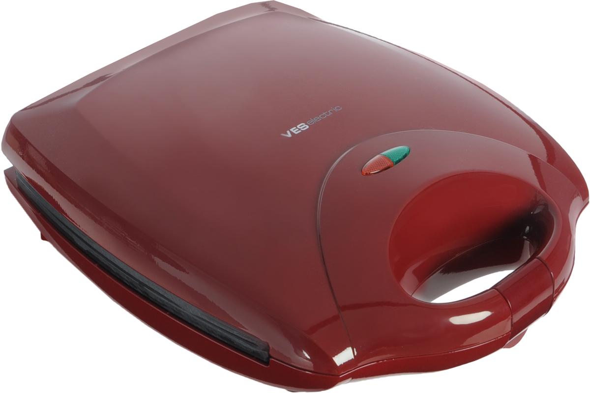 Ves V-TO-4, Red кексницаV-TO-4-RКексница Ves V-TO-4 - это идеальный выбор для современной кухни, сочетающий отличное качество изготовления и стильный дизайн. Модель предназначена для выпекания вкуснейших кексов, поэтому она отлично подойдет для приготовления завтраков или десертов. За один раз вы сможете приготовить сразу 8 кексов. Благодаря мощности в 1400 Вт и пластинам с антипригарным покрытием, устройство приготовит ваше любимое блюдо в считанные минуты. Для удобства использования, кексница оснащена автоматическим регулятором температуры, контрольными лампами сети/нагрева, термостойким корпусом и нескользящими ножками.