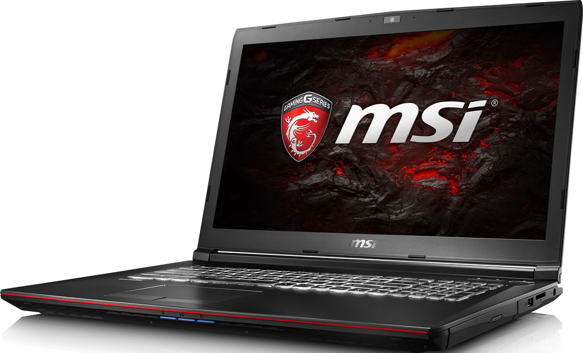 MSI GP72VR 7RF-421RU Leopard Pro, BlackGP72VR 7RF-421RUКомпания MSI создала игровой ноутбук GP72VR 7RF Leopard Pro с новейшим поколением графических карт NVIDIA GeForce GTX 1060. По ожиданиям экспертов производительность GeForce GTX 1060 должна более чем на 40% превысить показатели графических карт GeForce GTX 900M Series. Благодаря инновационной системе охлаждения Cooler Boost и специальным геймерским технологиям, применённым в игровом ноутбуке MSI GP72VR 7RF Leopard Pro, графическая карта новейшего поколения NVIDIA GeForce GTX 1060 сможет продемонстрировать всю свою мощь без остатка. Олицетворяя концепцию Один клик до VR и предлагая полное погружение в игровые вселенные с идеально плавным геймплеем, игровые ноутбуки MSI разбивают устоявшиеся стереотипы об исключительной производительности десктопов. Ноутбуки MSI готовы поразить любого геймера, заставив взглянуть на мобильные игровые системы по-новому.Седьмое поколение процессоров Intel Core серии H обрело более энергоэффективную архитектуру, продвинутые технологии обработки данных и оптимизированную схемотехнику. Производительность Core i7-7700HQ по сравнению с i7-6700HQ выросла в среднем на 8%, мультимедийная производительность - на 10%, а скорость декодирования/кодирования 4K-видео - на 15%. Аппаратное ускорение 10-битных кодеков VP9 и HEVC стало менее энергозатратным, благодаря чему эффективность воспроизведения видео 4K HDR значительно возросла.Запускайте игры быстрее других благодаря потрясающей пропускной способности PCI-E Gen 3.0x4 с поддержкой технологии NVMe на одном устройстве M.2 SSD. Используйте потенциал твердотельного диска Gen 3.0 SSD на полную. Благодаря оптимизации аппаратной и программной частей достигаются экстремальный скорости чтения до 2200 МБ/с, что в 5 раз быстрее твердотельных дисков SATA3 SSD.Вы сможете достичь максимально возможной производительности вашего ноутбука благодаря поддержке оперативной памяти DDR4-2400, отличающейся скоростью чтения более 32 Гбайт/с и скоростью записи 36 Гбай