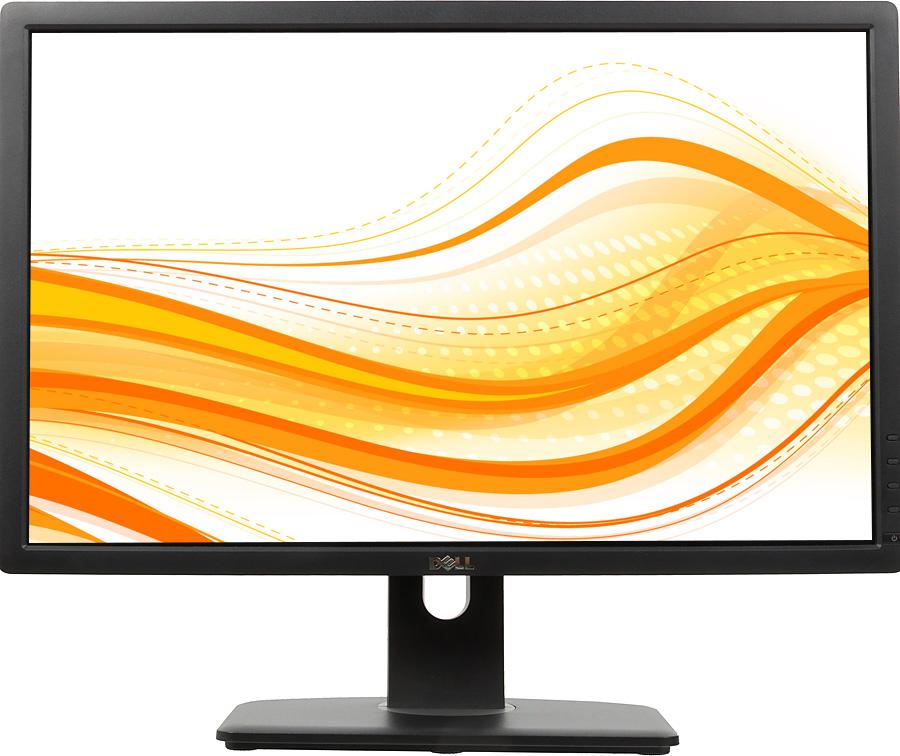 Dell UltraSharp U2412M, Black монитор монитор 29 dell ultrasharp u2913wm 2913 3771