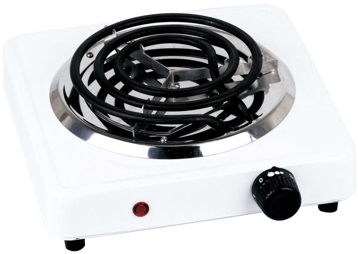 Irit IR-8101 настольная плитаIR-8101Плитка электрическая спиральная, Мощность: 1000 Вт, рабочее напряжение 220-230В/50Гц. Вес 0,75кг, диаметр конфорки 140мм. Габаритные размеры: 220х220х50мм. Спиральный нагревательный элемент из высококачественной стали, плавная регулировка температуры, прочное легкоочищаемое термостойкое эмалевое покрытие, световой индикатор работы, защита от перегрева. 1 конфорка