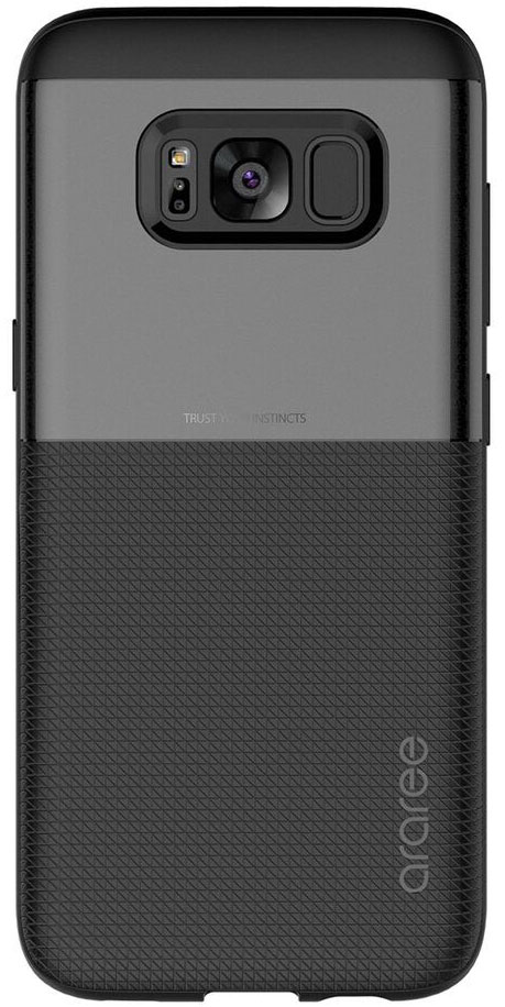 Araree Amy Classic чехол для Samsung Galaxy S8, Black
