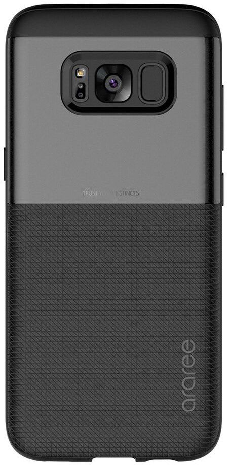Araree Amy Classic чехол для Samsung Galaxy S8+, Black