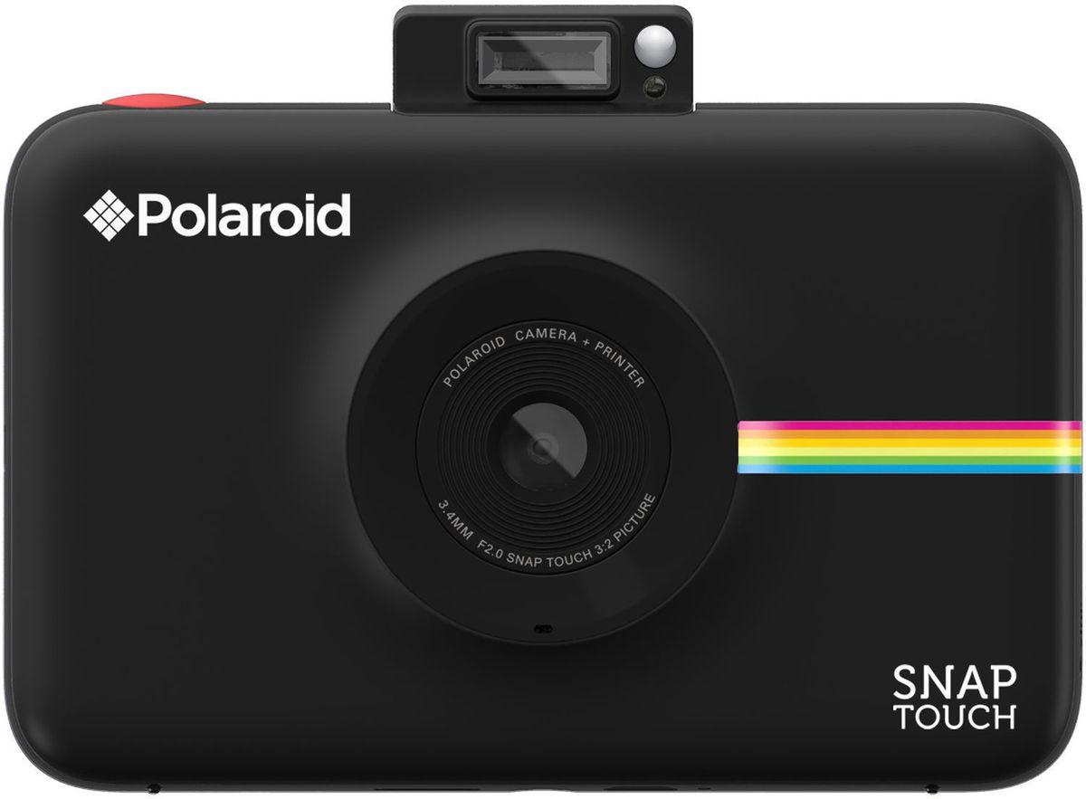 Polaroid Snap Touch, Black моментальная фотокамера