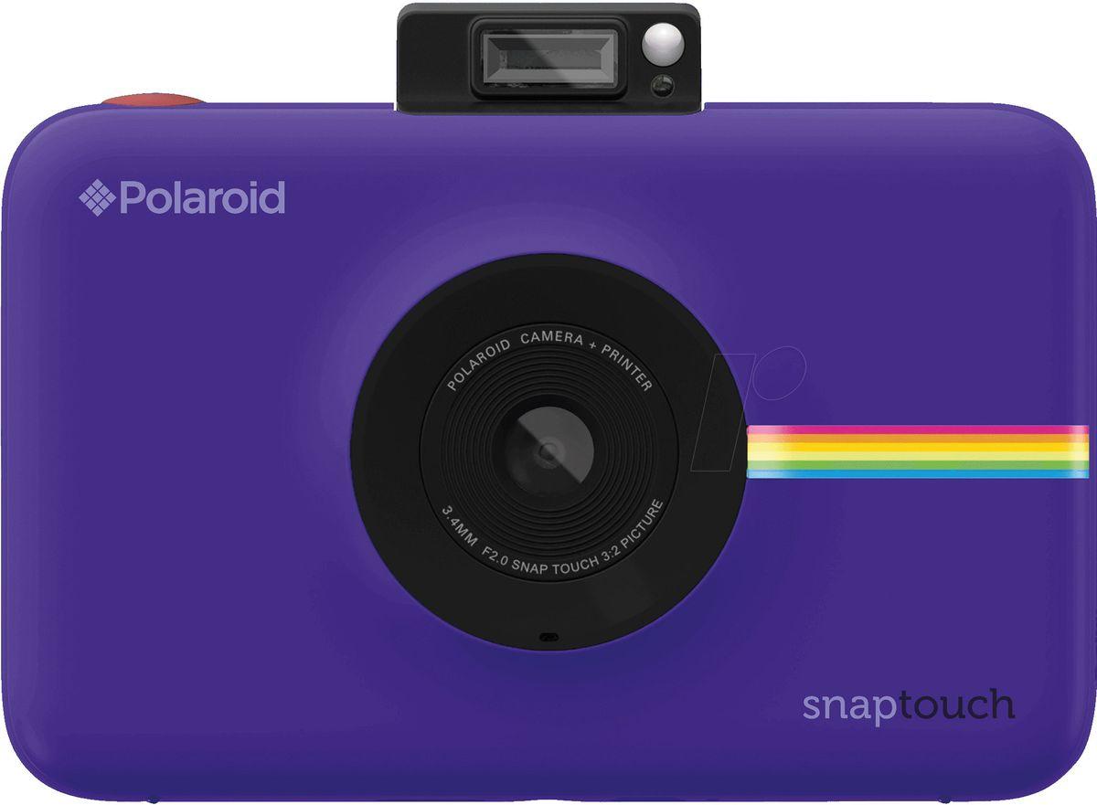 Polaroid Snap Touch, Purple моментальная фотокамера