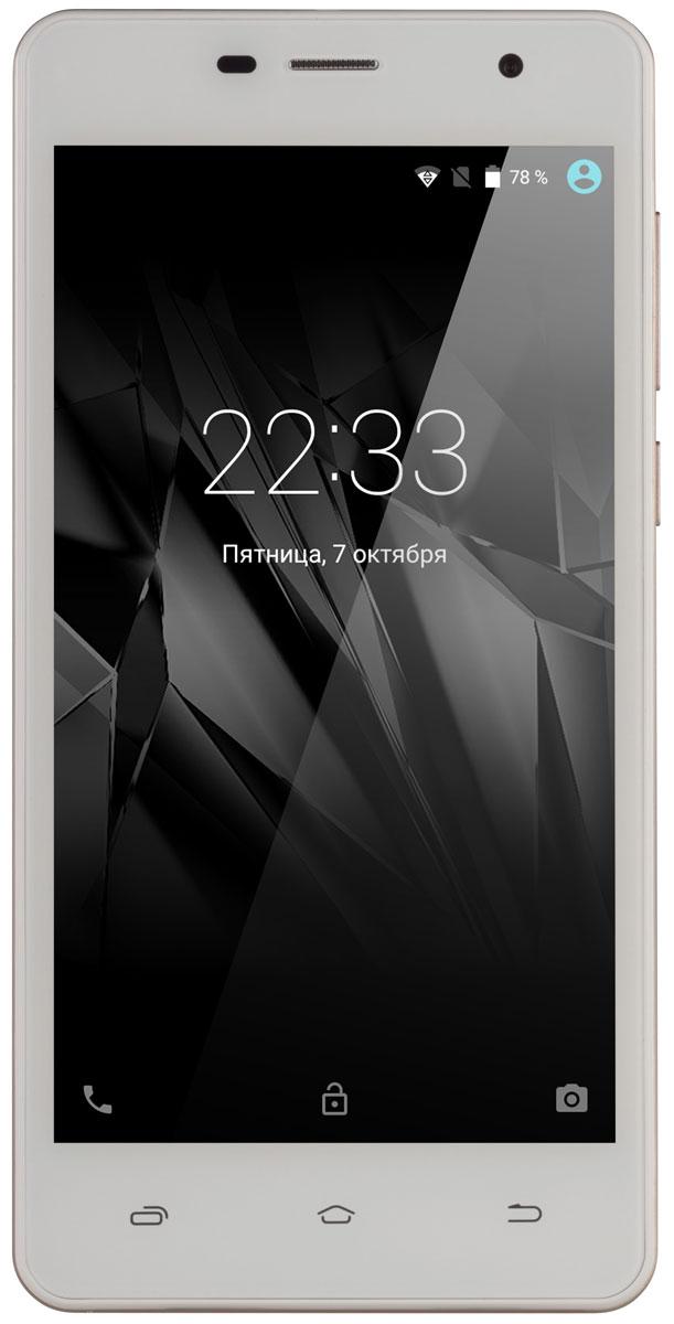 Micromax Сanvas Spark 2Pro Q351, Copper GoldT028361Производительный смартфон Micromax Сanvas Spark 2Pro Q351 с 4-ядерным процессором, с долгоработающей батареей, 1 ГБ оперативной памяти и 8 ГБ памяти для хранения файлов. Также смартфон поддерживает карты памяти MicroSD объемом до 32 ГБ.Новая операционная система Android Marshmallow отлично впишется в ваш привычный мир, а потрясающе удобный интерфейс облегчит работу.Незачем идти в кинотеатр - Canvas Spark 2 Pro позволяет смотреть все ваши любимые фильмы на 5-дюймовом экране FWVGA.Будьте настоящим профессионалом: Canvas Spark 2 Pro, оснащенный четырехъядерным процессором с частотой 1,2 ГГц, позволит вам одновременно работать с множеством задач.Задняя камера Canvas Spark 2 Pro с разрешением 5 Мпикс позволит вам позировать и делать потрясающие фотографии.Храните все свои медиафайлы во внутренней памяти устройства емкостью 8 ГБ, и вам никогда не придется скучать! А если места недостаточно, поддерживаются карты памяти размером до 32 ГБ.Телефон сертифицирован EAC и имеет русифицированный интерфейс меню и Руководство пользователя.