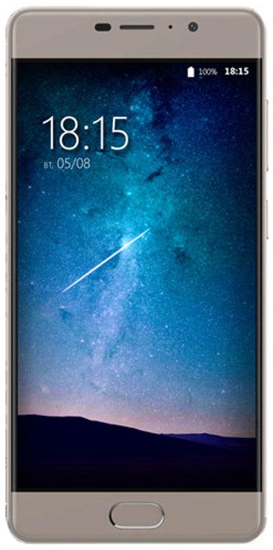 BQ 5202 Space Lite, Gray85953281Главные достоинства смартфона BQ 5202 Space Lite - это мощный 4-ядерный процессор MT6737 и 2 Гб оперативной памяти. Такое сочетание позволяет работать одновременно в нескольких приложениях, запускать новейшие игры, графические редакторы и самые современные программы. Заоптимизацию этих процессов отвечает новейшая операционная система Android 7.0, эффективно использующая все возможности устройства.Из инновационных технологий стоит отметить поддержку смартфоном технологии VoLTE обеспечивающую более качественную голосовую связь, а также сканер отпечатков пальцев, удобно расположенный на фронтальной части смартфона. Установленный аккумулятор емкостью 4000 мАч, это гарантия долгой работы смартфона даже в режиме разговора. За скоростной интернет серфинг отвечает модуль LTE позволяющий использовать сети четвертого поколения.Еще одним неоспоримым преимуществом BQ 5202 Space Lite является наличие двух камер с отличным разрешением. Фронтальная 8-мегапиксельная оптика подходит для селфи, видеозвонков и трансляций. Основная камера с разрешением 13 Мпикс, это практически профессиональный фотоаппарат в вашем кармане, макро и панорамная съемка, портреты и пейзажи, все эти режимы доступны вам в высоком качестве.Экран, созданный с применением технологии IPS, позволяет просматривать мультимедийные файлы в потрясающей цветовой гамме с идеальным контрастом. Стекло 2.5 D - дает дополнительную ударостойкость при падениях, а также делает смартфон эргономичнее, добавляя сбалансированности внешнему виду.Телефон сертифицирован EAC и имеет русифицированный интерфейс меню и Руководство пользователя.