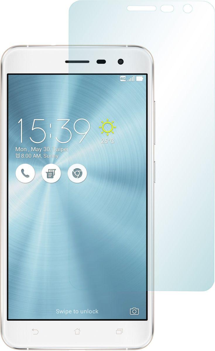 Skinbox защитное стекло для ASUS ZenFone 3 (ZE552KL), глянцевое2000000096841SkinBOX защитное стекло для Asus Zenfone 3 ZE552KL (0,33мм, 9H), glossy